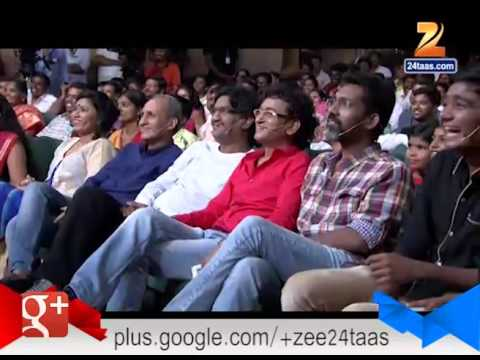 Chala Hawa Yeu Dya Mimicry On Sairat 22nd April 2016