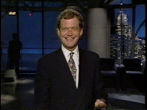 Late Night with David Letterman - July 22nd, 1992 - Catherine O'Hara, David Sanborn