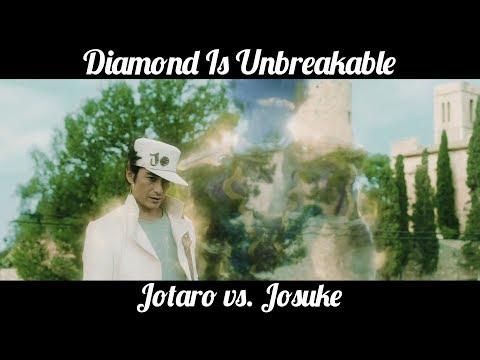 JoJo Live Action - Jotaro vs. Josuke 『HD』