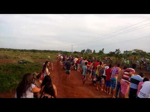 Corrida de cavalo em Souto Soares