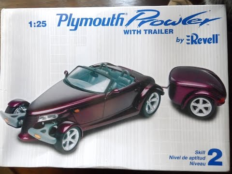 This Revell Plymouth Prowler with...