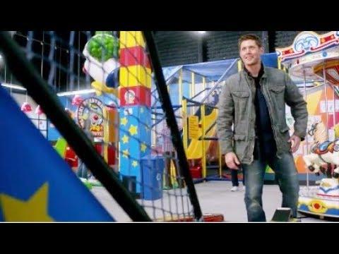Supernatural: Dean Winchester se diverte no Plucky 7x14