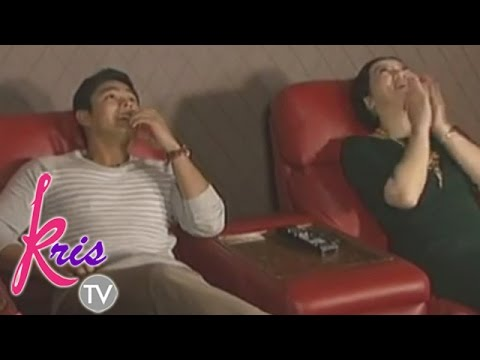 Coco Martin's Theater Room