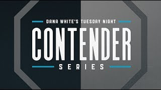 Nonton Dana White S Tuesday Night Contender Series  Pre Fight Show Film Subtitle Indonesia Streaming Movie Download