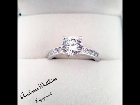 Make your own ring-Custom made engagement rings