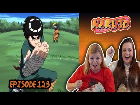 """""""The Leaf's Handsome Devil!"""" naruto reaction episode 123"""