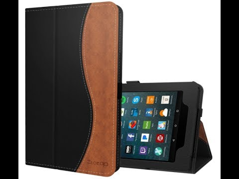 BEST CASES FOR THE AMAZON FIRE 7 AND  8 INCH  2017-2016 ZTOTOP