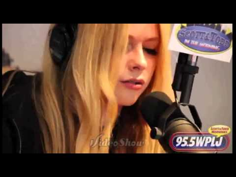 Here's To Never Growing Up acoustic-Avril Lavigne