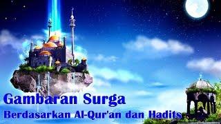 Gambaran Surga Menurut Alquran dan hadits