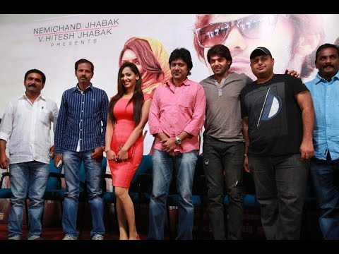 Meaghamann Success Meet | Arya | Sanjana Singh | Magizh Thirumeni - BW