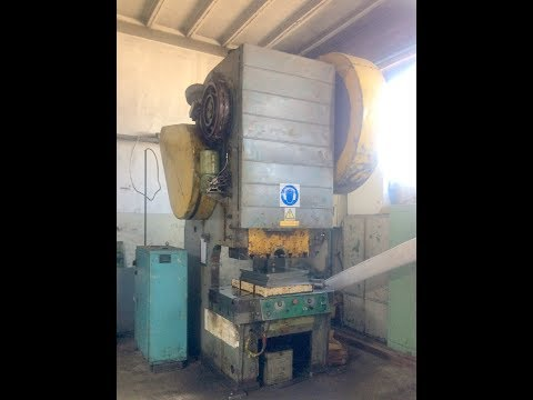 Eccentric Press ZAMECH PMS 160 B 1975