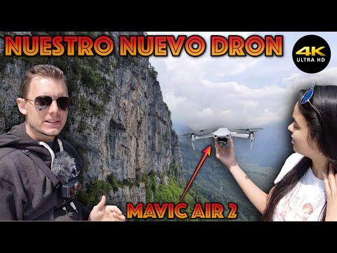 "😃 Primer Video Con Mi Nuevo Dron 🤗 ""MavicAir2"" 4K/DronePilot"