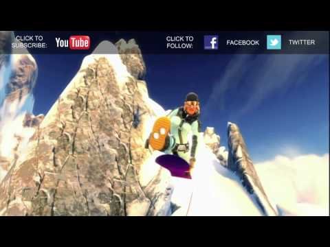 SSX - UBER TV Spot