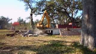 Diamondhead (MS) United States  city photo : Demolition in Bay St. Louis, Diamondhead, Gulfport, MS