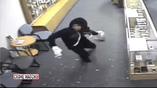 CrimeTube: Scaredy-Cat Burglars Caught on Camera - Crime Watch Daily