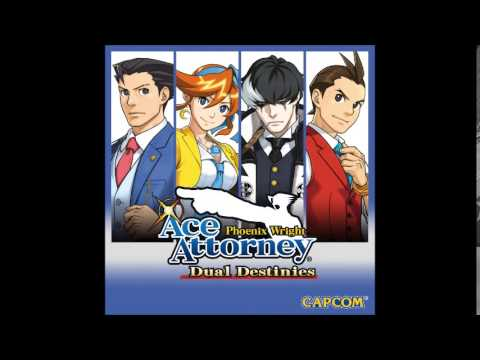 Ace Attorney Dual Destiny OST Complete (Reupload)