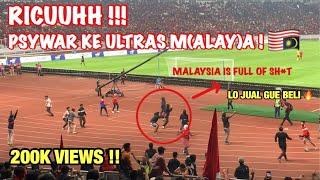 Video RUSUH!! PSYWAR INDONESIA KE ULTRAS MALAYA 🇲🇾 | FULL KERUSUHAN DI GBK JAKARTA MP3, 3GP, MP4, WEBM, AVI, FLV September 2019