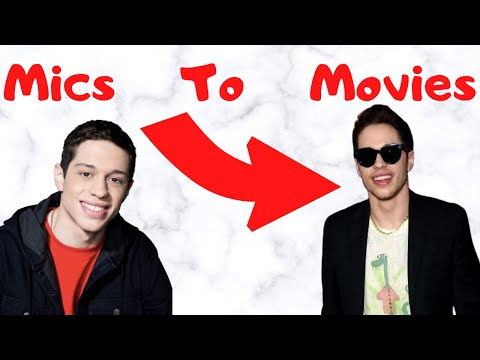 Mics To Movies   Standup Comedian Pete Davidson   Pete Davidson's Come-up in Comedy