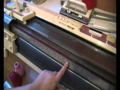 innovations knitting machine projects