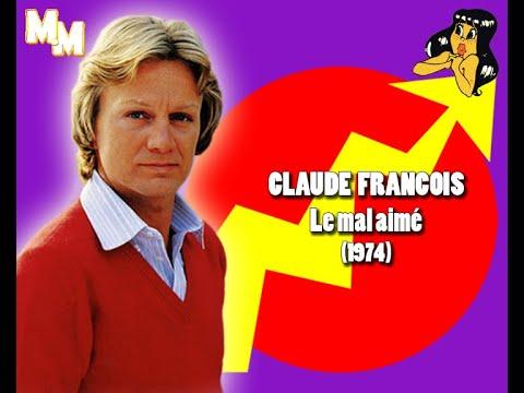 Claude François - Le mal aimé (видео)