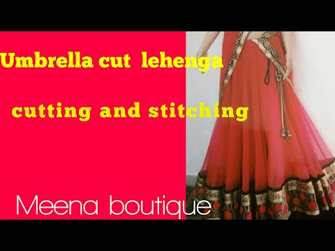 Video Umbrella cut lehenga cutting and stitching download in MP3, 3GP, MP4, WEBM, AVI, FLV January 2017