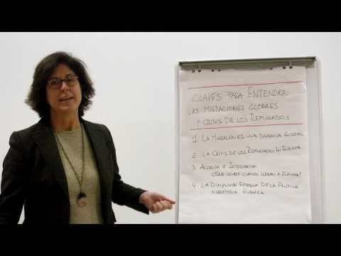 Presentación. Claves para entender las migraciones globales y crisis de los refugiados