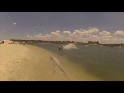 Kiteboarding Trip Cumbuco 2012