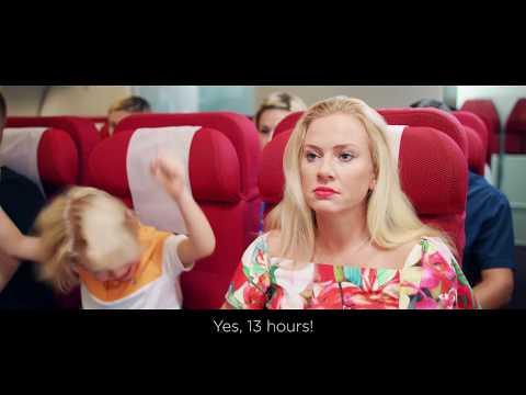 Virgin Atlantic: Flying with kids!