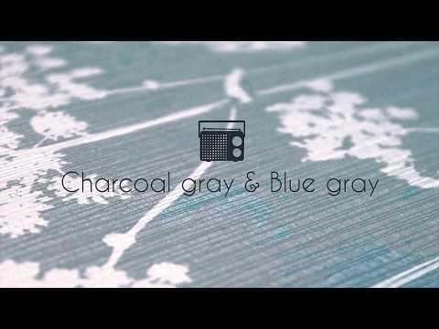 sounguage – Charcoal Gray & Blue Gray