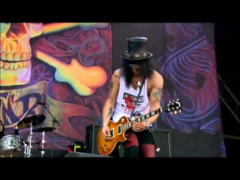 Video Guns N Roses Slash - Sweet Child O' Mine - @ Glastonbury Live Concert 2010.flv download in MP3, 3GP, MP4, WEBM, AVI, FLV January 2017