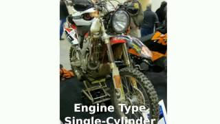 8. 2007 Honda CRF 450X - Info, Specification