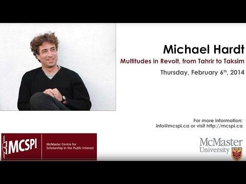 Michael Hardt Lecture