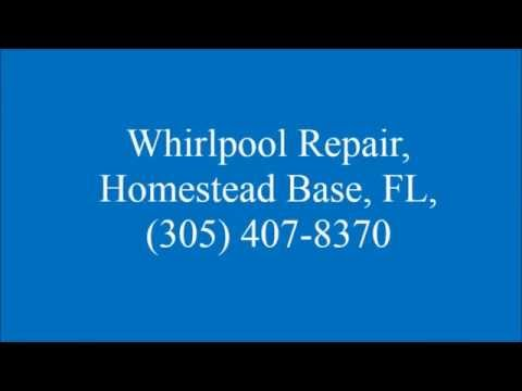 Whirlpool Repair, Homestead Base, FL, (305) 407-8370