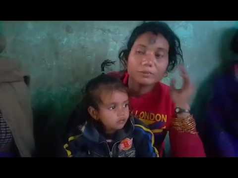 (गोविन्द गौतमको पत्नीको बिलौना Situation of Gobinda Gautam family - Duration: 66 seconds.)