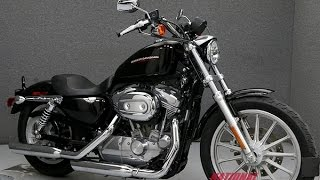 1. 2007  HARLEY DAVIDSON  XL883L SPORTSTER 883 LOW  - National Powersports Distributors