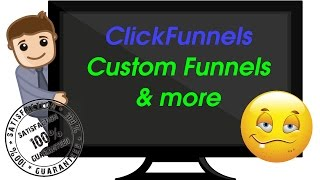 4. Clickfunnels Review - Custom Funnels and More - What else does Clickfunnels do?