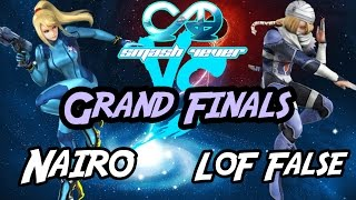False vs Nairo Grand Finals + Nairo/NAKAT interview – ZeRo call out