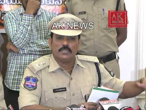 AK NEWS SHAADI MUBAARAK FRAUDS JOINT OPERATION ACB AND SOUTH ZONE POLICE Telugu Version