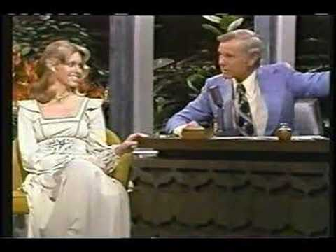 Olivia Newton-John's 1st Tonight show appearance