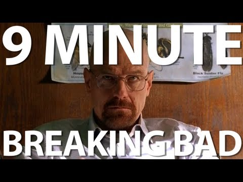 9 MINUTE BREAKING BAD: The Epic Refresher  [bettingbad.com]