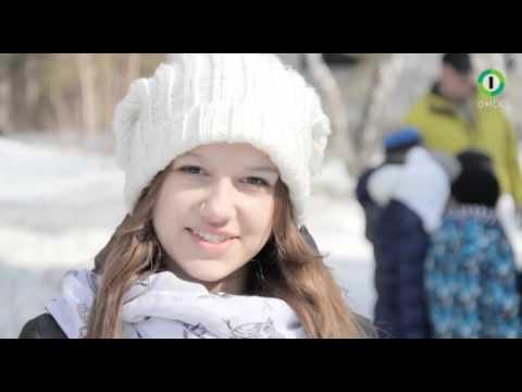 """Детская телепередача """"Школьные новости"""". 23 передача. 05.03.2016г"""