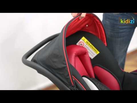 Prezentare video Goodbaby scaun auto Comfort XT