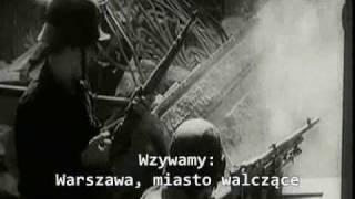 Powstanie Warszawskie 1944. Robiąc ten klip starałem się nie powtarzać materiałów, jakich użyli moi Szanowni poprzednicy,...
