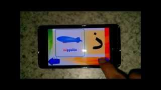 Elif Ba Learning Game English YouTube video