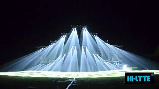 Download Lagu Professional  Music Festival Stage Lighting Show by Hi-Ltte in 2017 Mp3