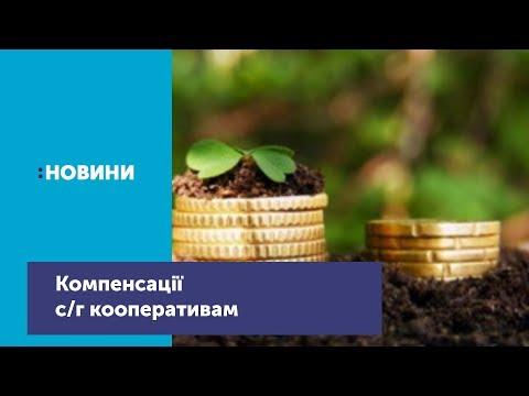 Два сільськогосподарські кооперативи отримали компенсації з обласного бюджету
