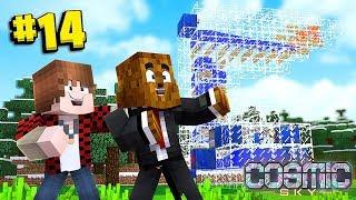 This Auto Mob Grinder Costs $25,000,000 (Spiderman Spawner) - Minecraft Cosmic Sky #14