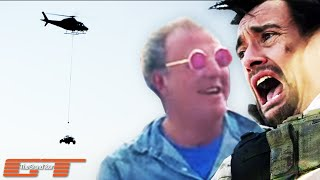 A look at the best bits of The Grand Tour Namibia special. Watch Jeremy Clarkson, Richard Hammond and James May in the Beach (Buggy) Boys Namibian special on...