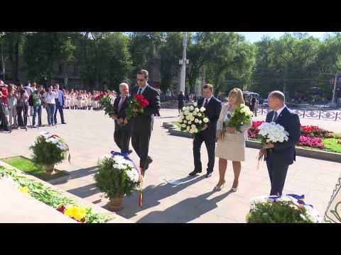 Președintele Timofti l-a comemorat pe domnitorul Ștefan cel Mare și Sfânt