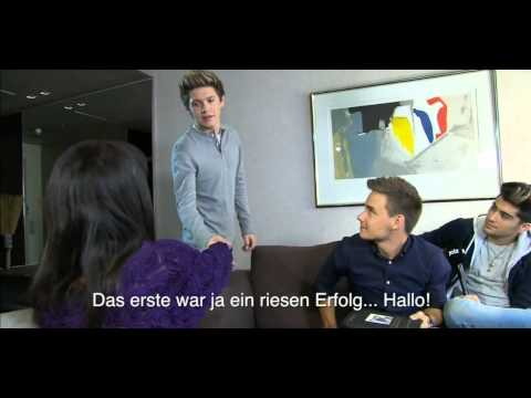 A Wild Niall Appears In A German Interview With Zayn And Liam Mp3